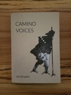 The quotes and the artistry in this book capture the unique spirit of the Camino de Santiago. You can find it on www.amazon.com